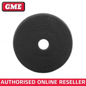 GME CA30 RUBBER WASHER 30MM WITH ADHESIVE