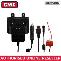 GME BCV012 IN-CAR VEHICLE CHARGER SUIT TX6600S/PRO CP50/X