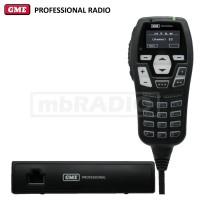 GME CM60 PROFESSIONAL RADIO, UIC600 CONTROLLER MIC, 5 WATT 80CH UHF CB PROGRAMMED