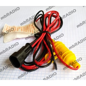 GME LE016 12V DC POWER LEAD TX4600/TX4800 & GX300B/W