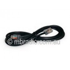 GME REMOTE HEAD RADIO CABLE RJ45-MALE TO RJ45-MALE