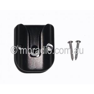 GME BLACK MICROPHONE BRACKET/HOLDER