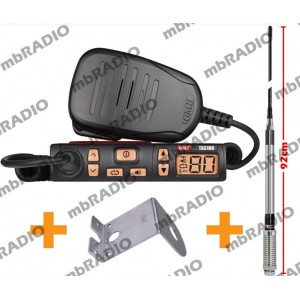 TX3100VP UHF Two Way CB Radio Starter Kit