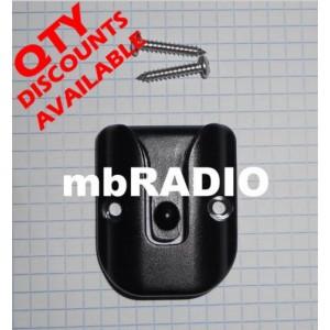 GME MB205 BLACK MICROPHONE BRACKET/HOLDER *QTY DISC AVAIL*