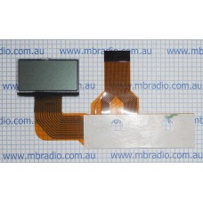 GME TX3100 LCD DISPLAY WITH PCB LOOM