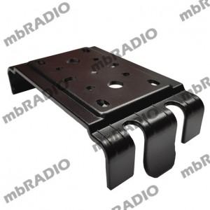 UNIDEN MOUNTING BRACKET QUICK RELEASE *BLACK PLASTIC* UH7740/8080/9060