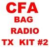 CFA BAG RADIO TRANSMIT ANTENNA KIT (vehicle magnetic mount antenna)