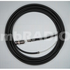 10M RG58 CABLE TO SUIT RFI MOPOLE ANTENNA FME TERMINATED + FME/BNC ADAPTOR