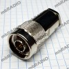 N CONNECTOR with COLLAR SUIT RG213/RG8