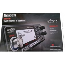 UNIDEN UBCD536-PT DESKTOP P2 DIGITAL SCANNER